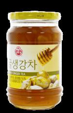 Имбирный чай 꿀생강차 500г