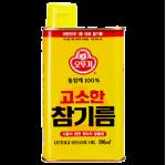 Кунжутное масло Ottogi 1000мл