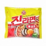 Джин Рамен (острый) 진라면(매운맛)