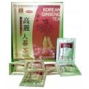 Корейский  женьшеневый чай  인삼차 50шт/уп