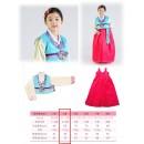 Ханбок на девочку 4 года Рост 92-100см