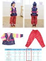 Ханбок на мальчика 6 лет Рост 108-116см