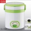 Мини рисоварка 0.3л Mini Rice Cooker KCJ-F200 1인용 밥솥