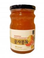 Медово-грейпфрутовий чай 480г 꿀자몽차