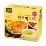 Чай з солодкого гарбуза та дикого ямсу 녹차원 단호박마차