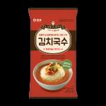 Суп з локшиною Куксу та Кімчі 101г  김치 국수 샘표