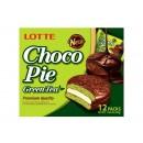 Чокопай зеленый чай 12шт 336г Choco Pie Green tea