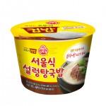 Суп з рисом та яловичиною Солонтан 311г 오뚜기 서울식 설렁탕 국밥