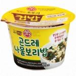 Ячмінний Рис із Гондре 244г 오뚜기 곤드레나물보리밥