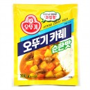 Соус-порошок Кари (мягкий вкус) 카레가루 100г