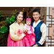 Корейские традиционные наряды Ханбок 한복