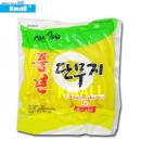 Маринованый редис для кимпаб 김밥 단무지 350г