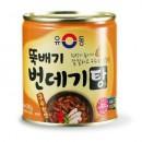 Суп с шелкопряда 번데기탕