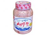 Соленый креветочный соус Salted Shrimp 새우젓 0,5кг. Срок до 14.04.2021