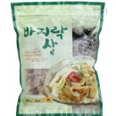 Ракушки очищенные 450г 바지락(손질)