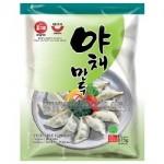 Вареники с овощами 야채 만두 675г
