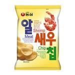 Сеучип со вкусом креветок 75г 알새우칩