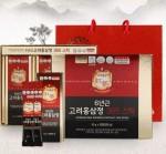Экстракт корейского красного женьшеня в стиках 10г*30шт 홍삼정 스틱