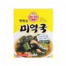 Миёк кук. Суп с морскими водорослями 18г.