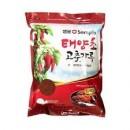 Красный перец молотый(мелкий помол)  고운 고춧가루 1кг