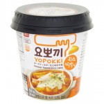 Yopokki Cheese 요뽀끼치즈 Cup 120g