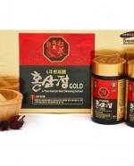 Экстракт  Красного Корейского 6 летнего Женьшеня 500г 홍삼정