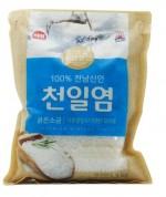 Морська сіль 1.5 кг 천일염