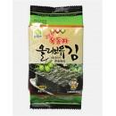 Ким  жаренный в оливковом масле 4,5г, 광천김(도시락)