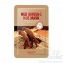 Маска с экстрактом Красного Женьшеня Shangpree Red Ginseng Hue Mask 20 мл