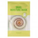 Маска с экстрактом слизи улитки Shangpree Snail Moisture Mask 20 мл